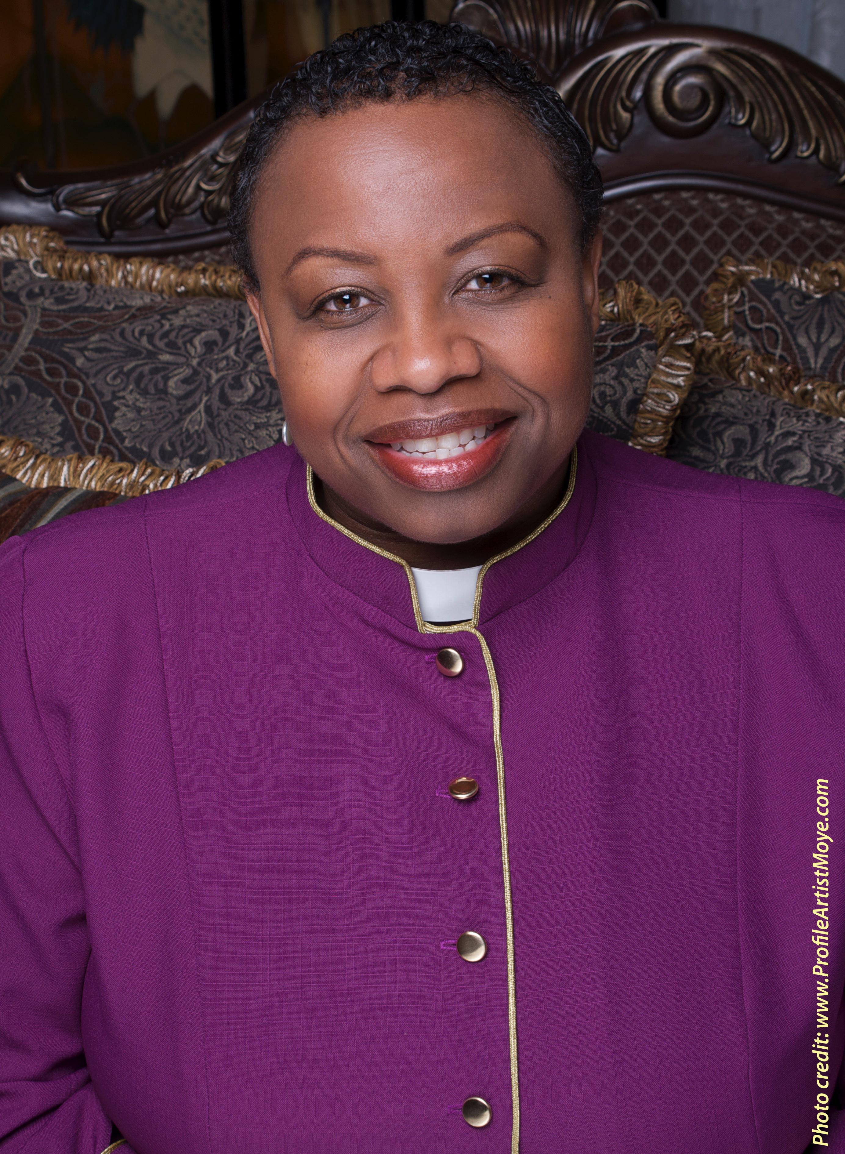 Bishop Tanyia Rawls