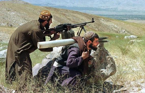 Afghan New Year Ushers in Same Old Fighting Season | HuffPost