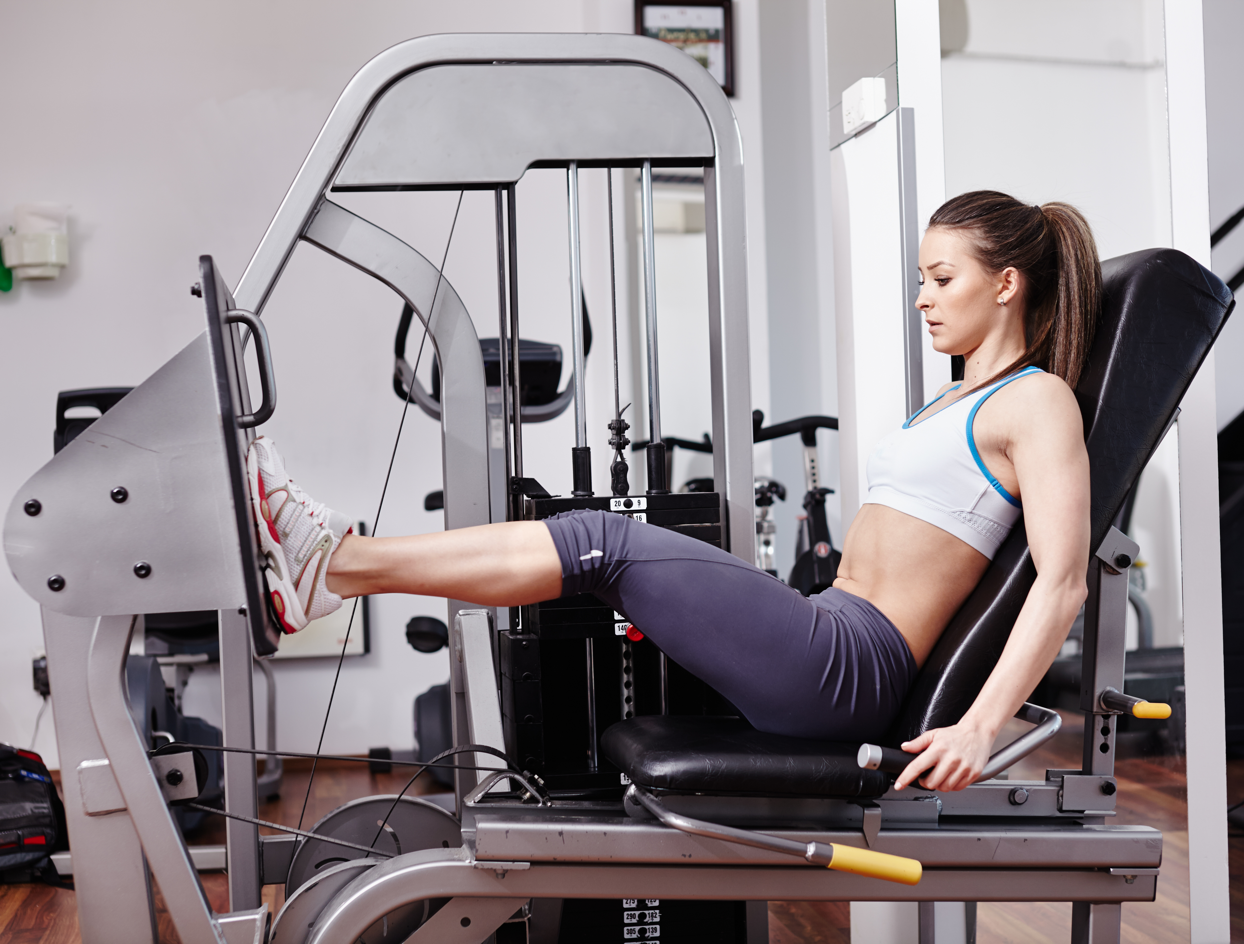 The Only Machines You Need To Bother With At The Gym