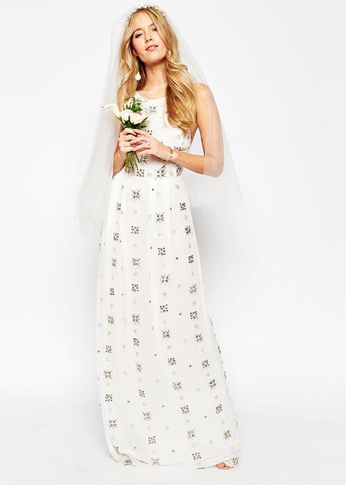 Asos Wedding Dress.What Wedding Dresses Under 500 Look Like Huffpost Life