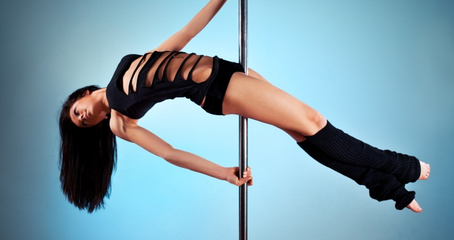Abc announces a new show pole dancing with the stars for Pool dance show