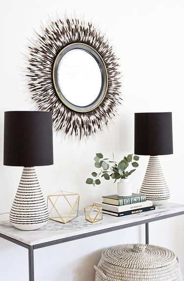 How To Style An Entryway Table Huffpost