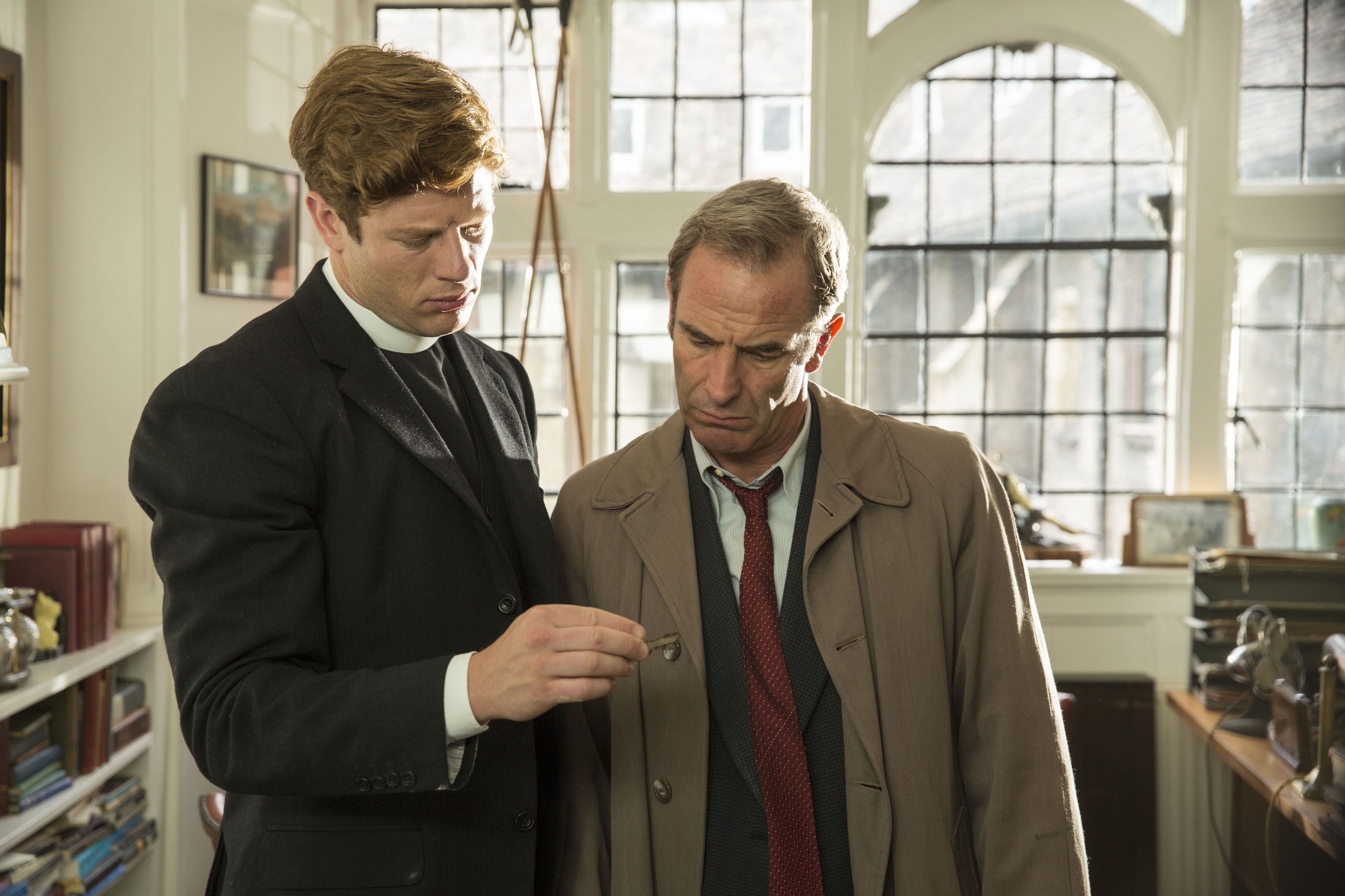 mystery and ministry in grantchester and beyond
