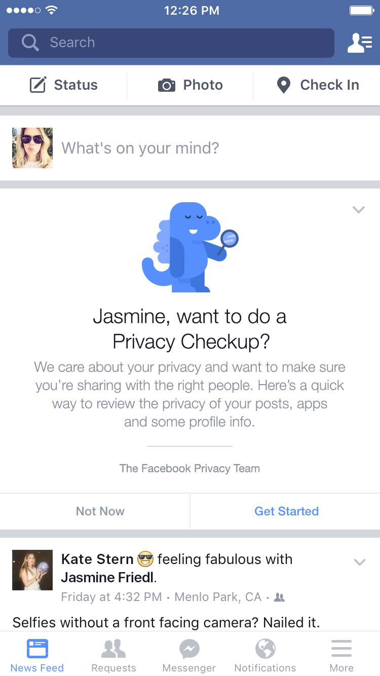 how to put someone on limited profile on facebook mobile