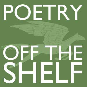 Poetry off the Shelf logo