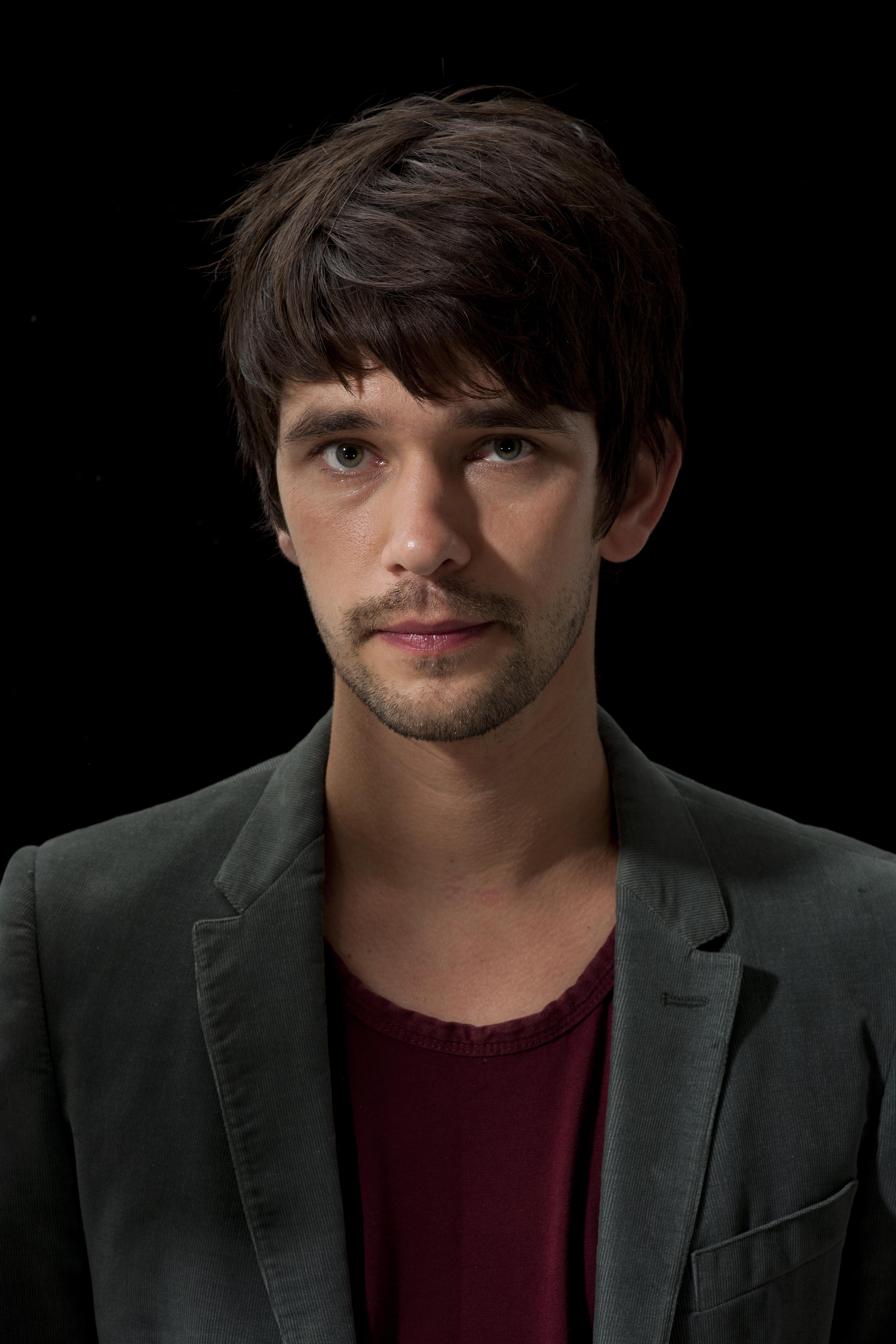 Ben Whishaw, now appea...