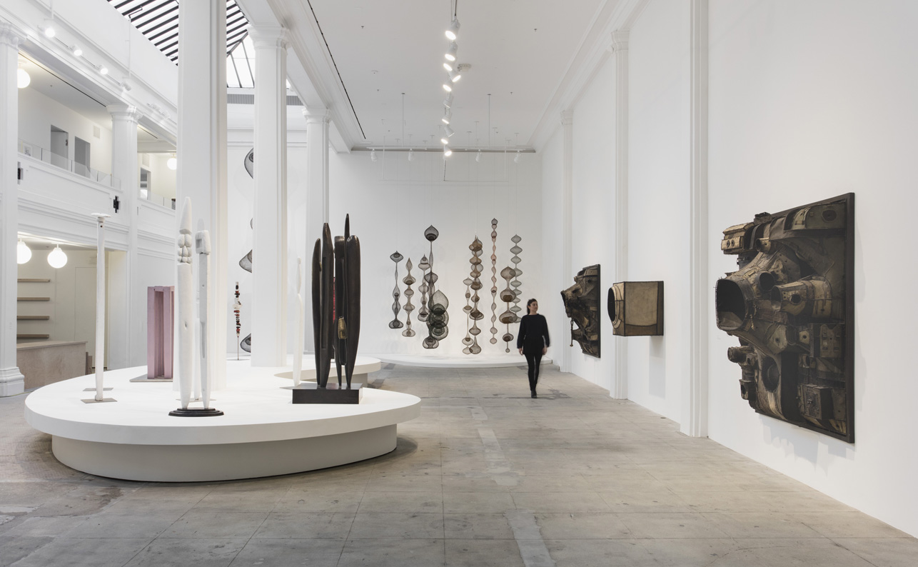 Hauser Wirth And Schimmel Inaugural Show All Women