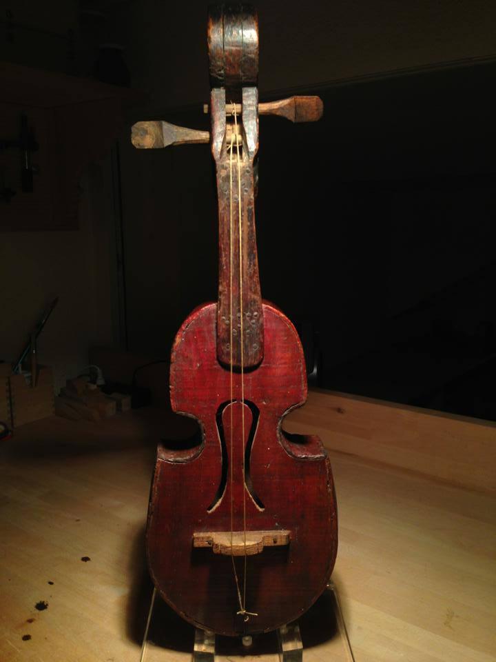 De mayor quiero ser luthier for Que es un luthier