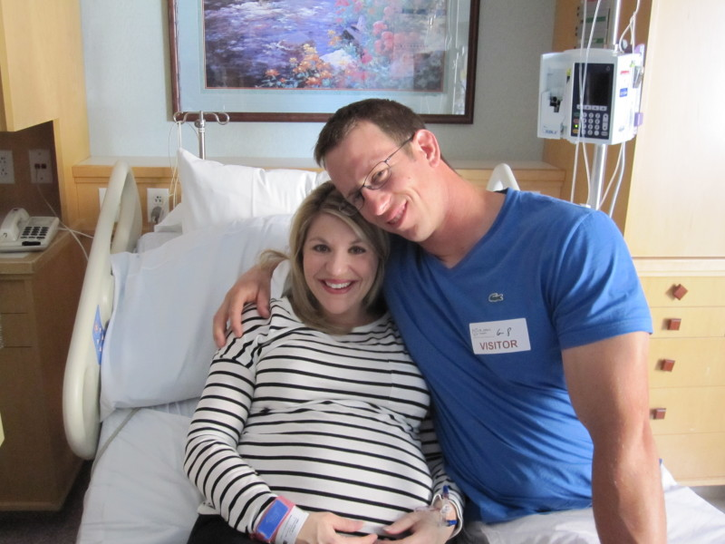 From a Mother of Angels: Please Embrace Your Pregnancy Bump