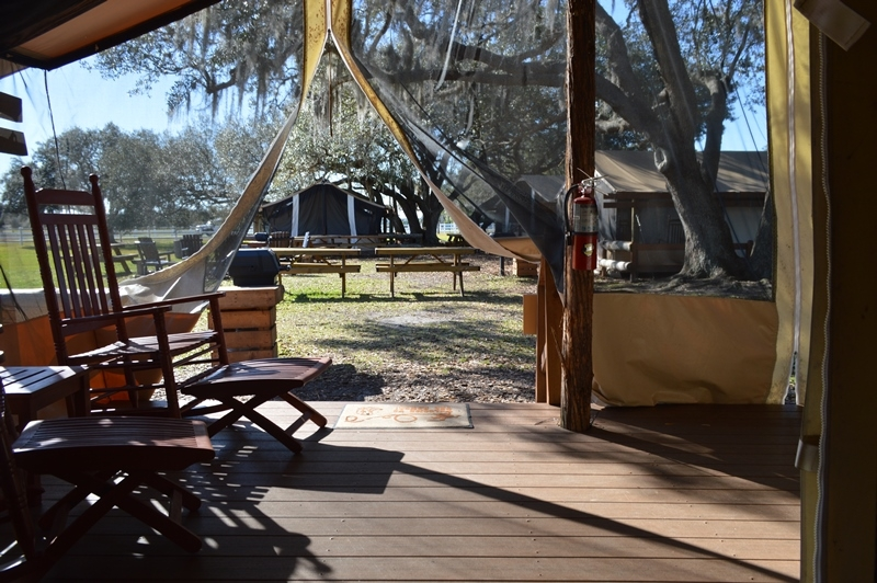 Glamping Adventure at a Florida Dude Ranch | HuffPost Life