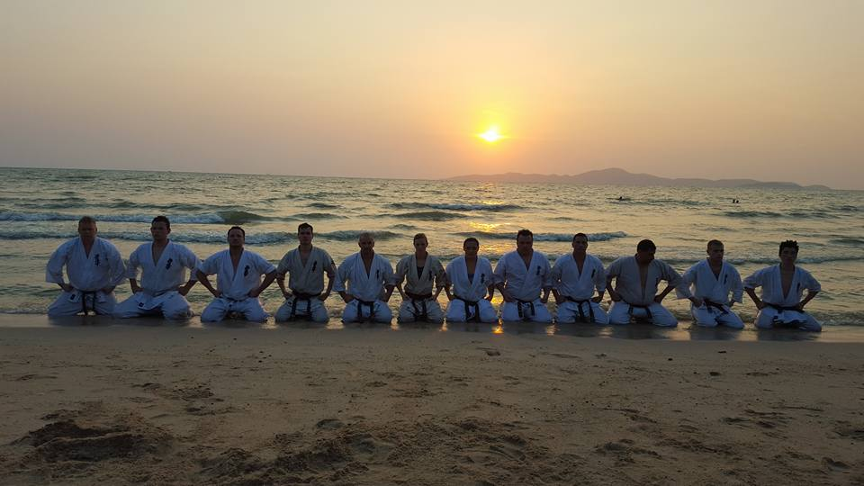 Inside the Toughest Karate Training Camp in the World