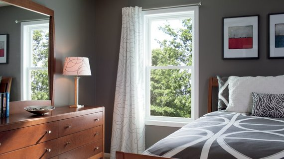 Best Bedroom Wall Colors best bedroom colors for sleep | huffpost