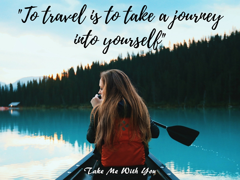 What travel teaches you essay