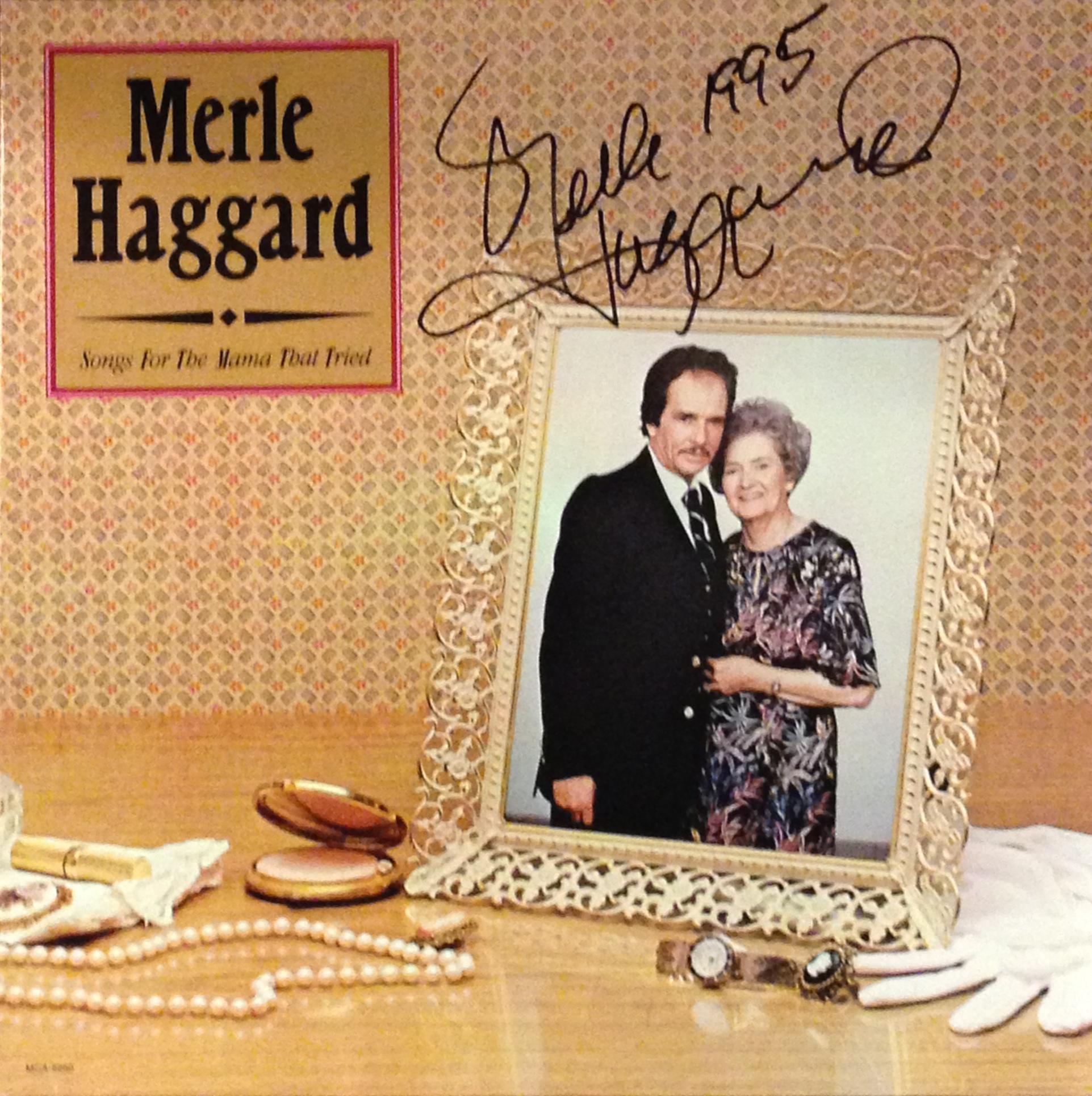 Merle Haggard And Me Huffpost