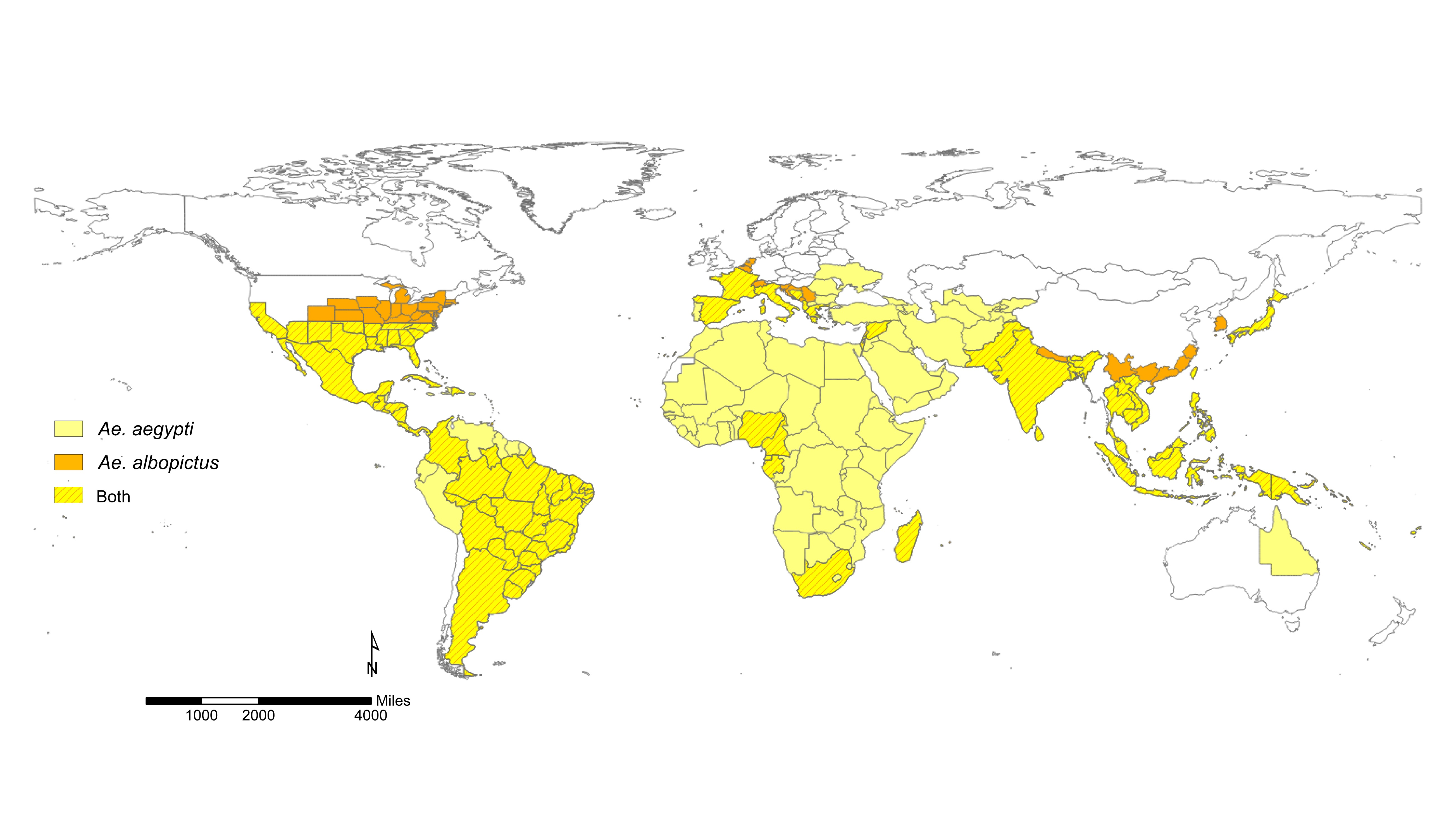 Zika Interview Virus May Create Outbreaks In Europe The Us Us Zika Map
