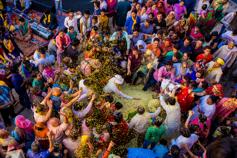 Discover the Meaning of Holi in India | HuffPost