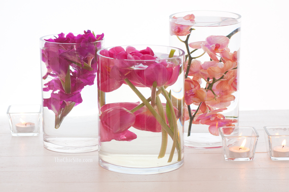 Images 5 DIY Centerpieces for Your Spring Party 1 weddings