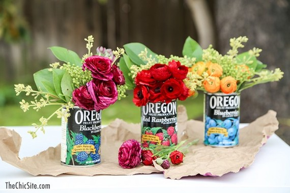 Images 5 DIY Centerpieces for Your Spring Party 2 easy to make