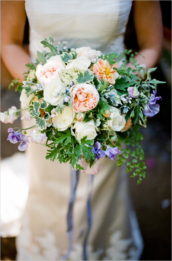 Picked From The Garden: 7 Bouquets Filled With Dreamy