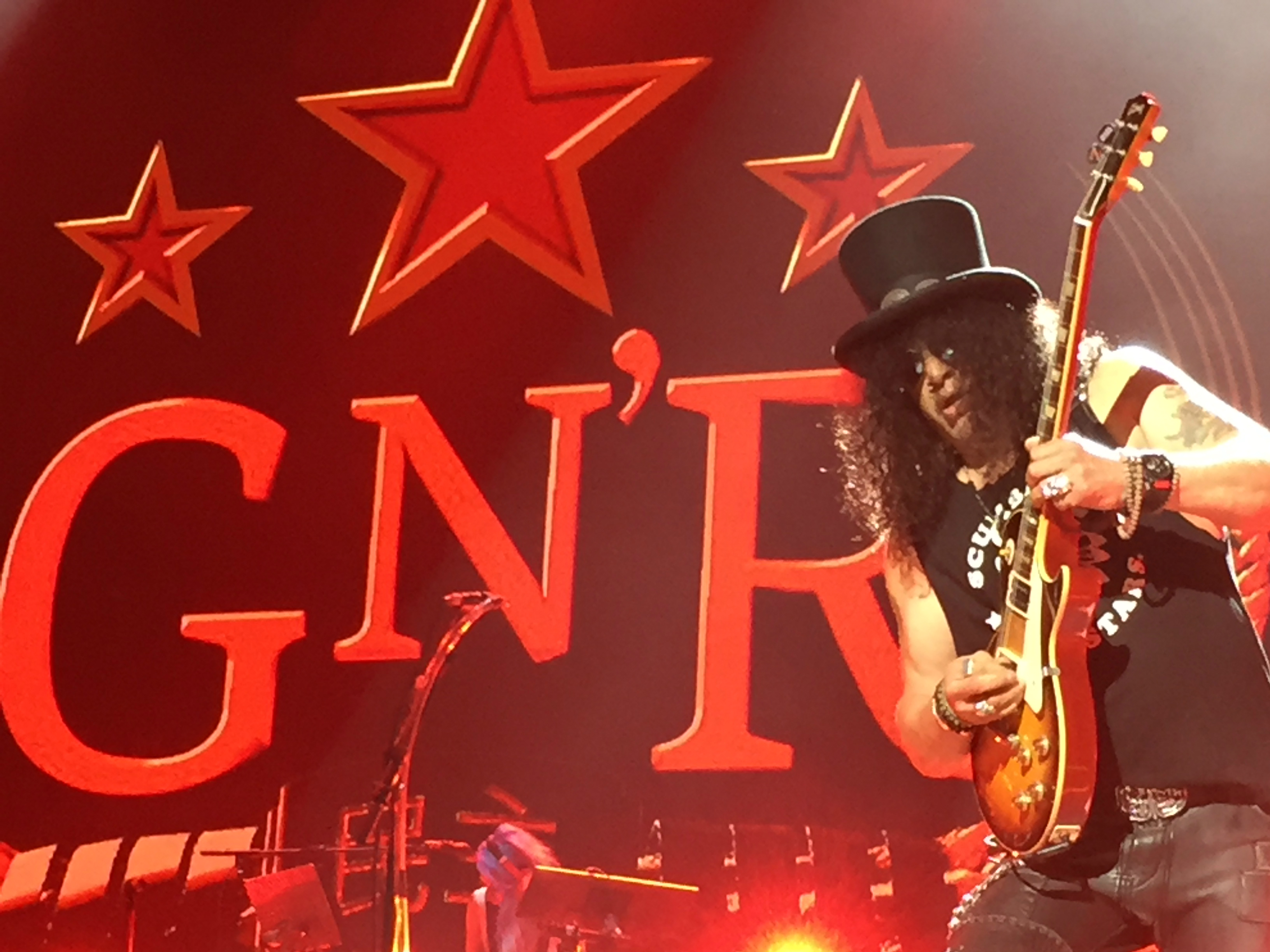 48 Hours in Vegas for Guns N' Roses | HuffPost