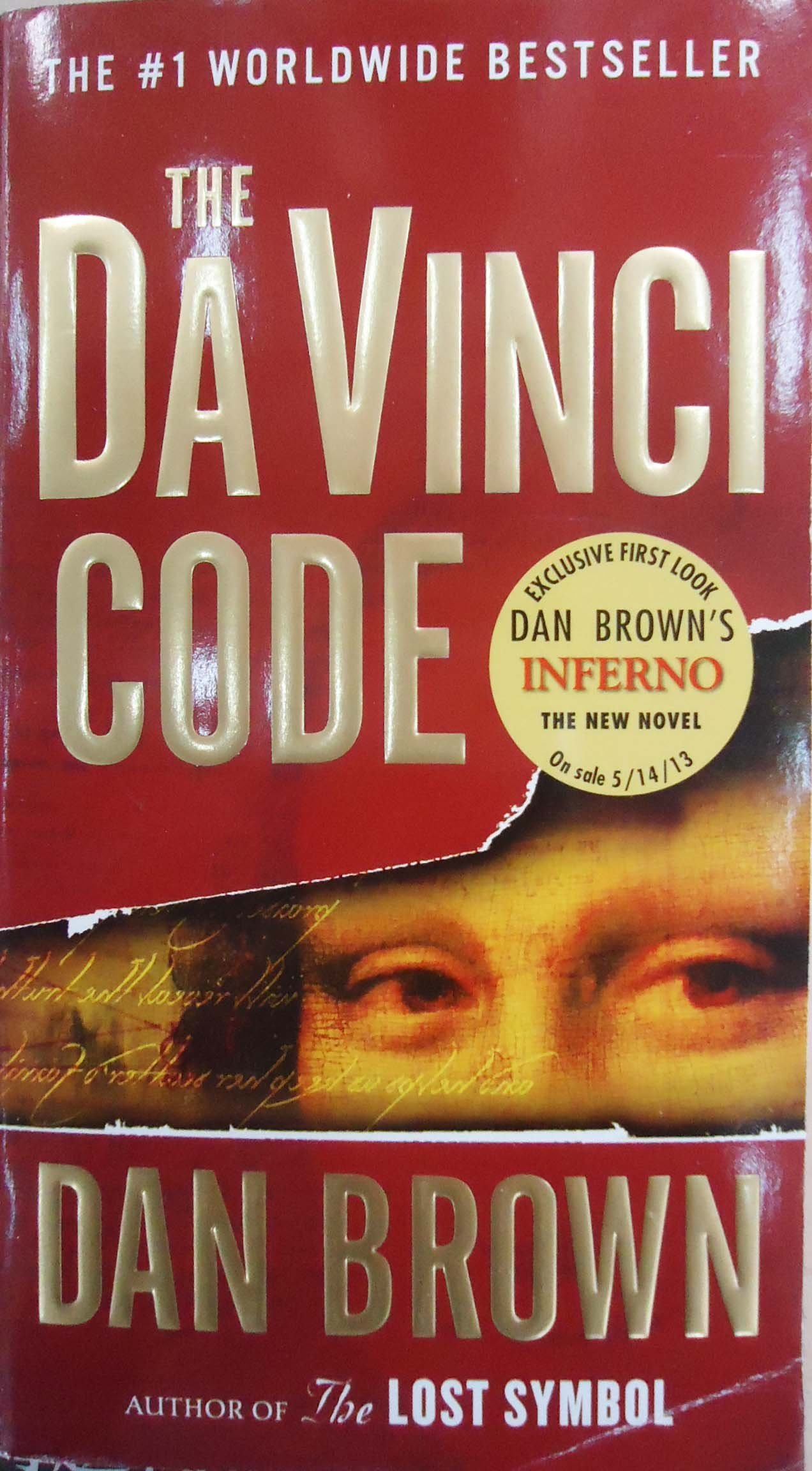 book report the da vinci code Don't doubt the dan brown juggernaut by 2003's the da vinci code, brown had  clearly honed his pop-lit formulation of improbable plot twists, historical trivia.