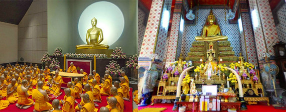 What Is It Really Like At Wat Phra Dhammakaya Huffpost