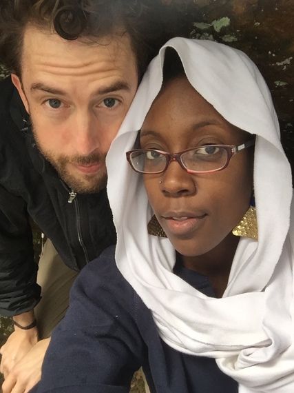 A black girls guide to hookup a white man