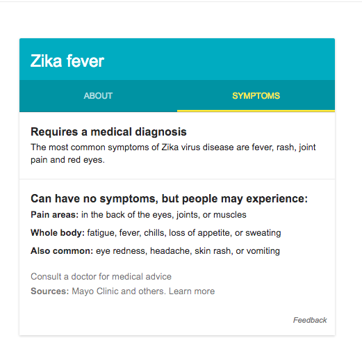 Google Health: Google, The Source And Antidote To Bad Medical Advice On