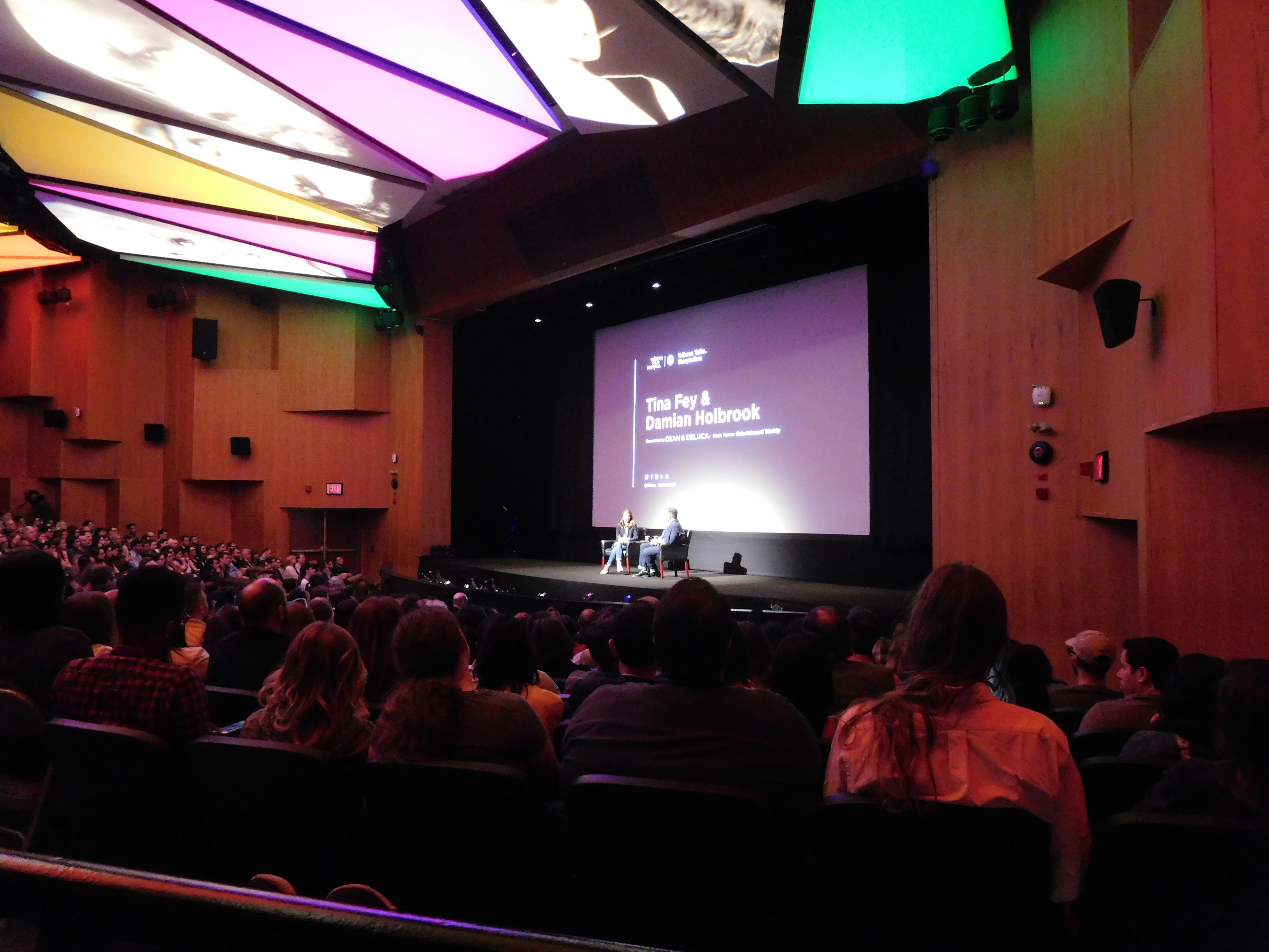 Tina Fey at Tribeca was awesome