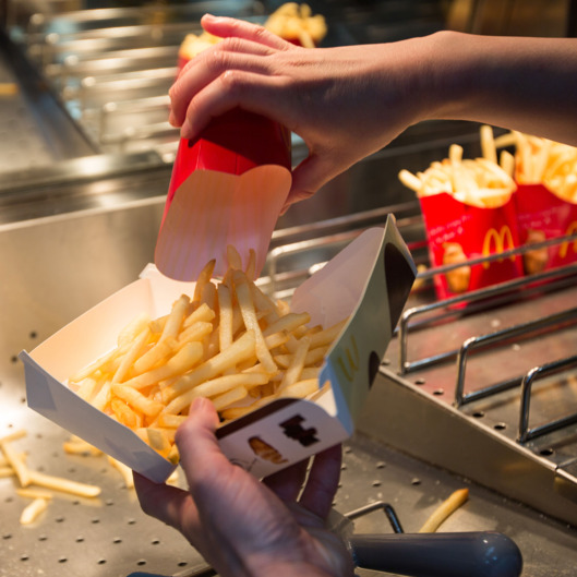 McDonalds Is Starting To Offer All-You-Can-Eat Fries