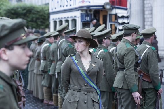 Images Sundance Miniseries Rebellion Gives Women Their Due From the 1916 Easter Rising | HuffPost 1 rebellion
