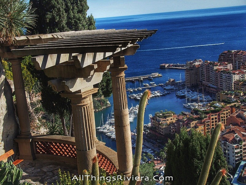 Five hidden gardens of monaco huffpost for Jardin exotique monaco