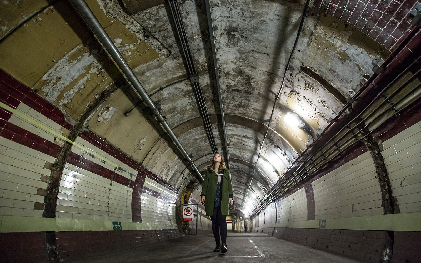 Winston Churchill Underground Bunker Tour
