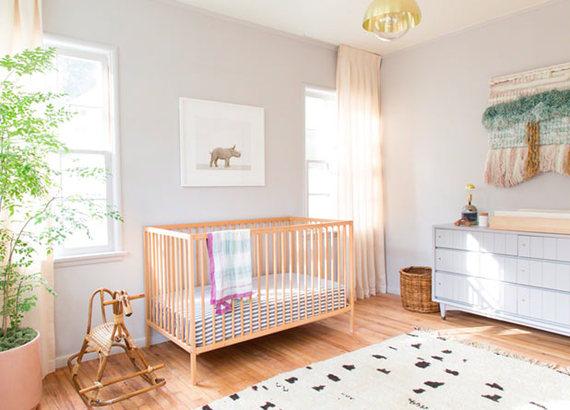 11 Gorgeous Gender Neutral Nursery Ideas Huffpost