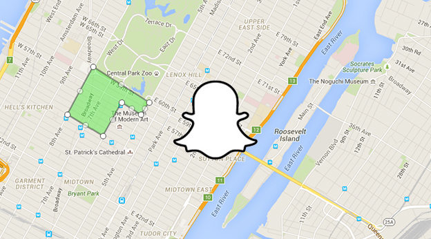 how to add geofilters on snapchat