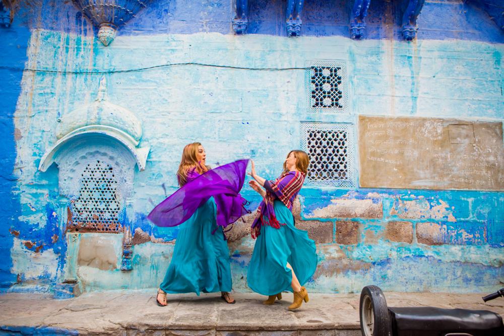 Discover The Blue City Of Jodhpur India