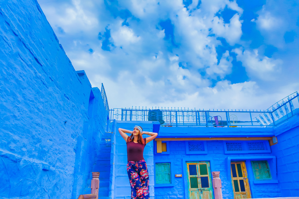 Discover the Blue City of Jodhpur, India | HuffPost