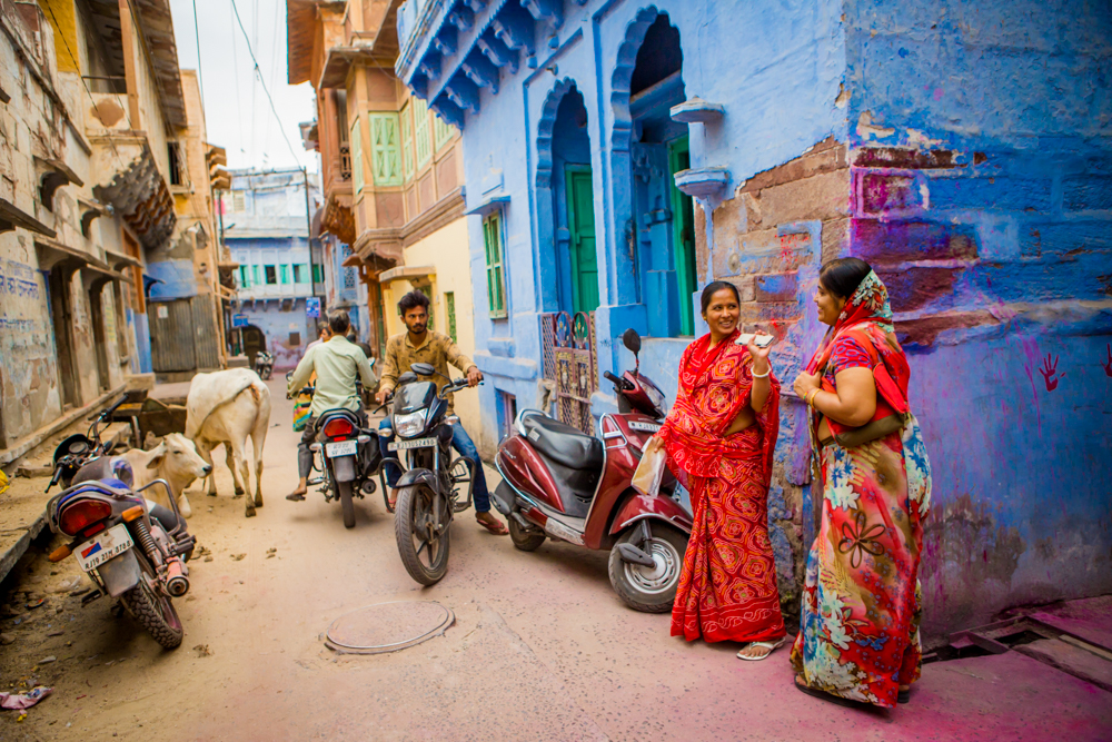 Discover The Blue City Of Jodhpur India Huffpost