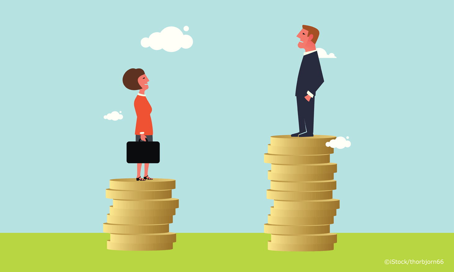 women and wage discrimination Over half a century after the us passed the equal pay act, american women still  face a substantial gender wage gap across the spectrum.