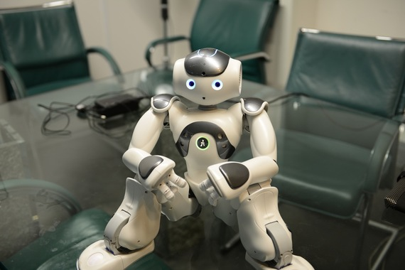 rust Our Artificially Intelligent Robot Assistants t