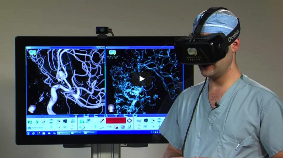 Virtual Reality Healthcare: A Fantastic Voyage