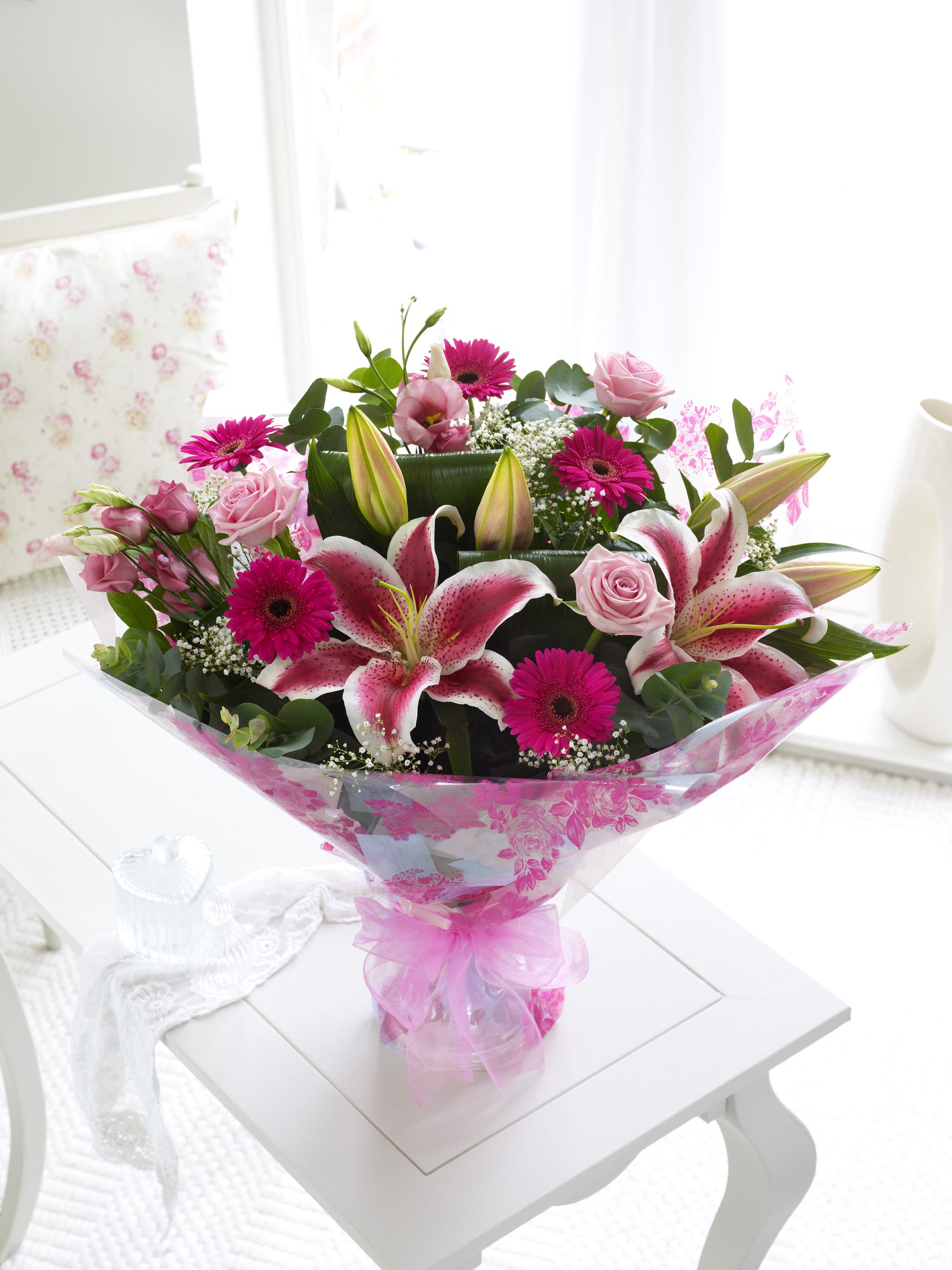 ways to give flowers on mother's day  huffpost, Beautiful flower