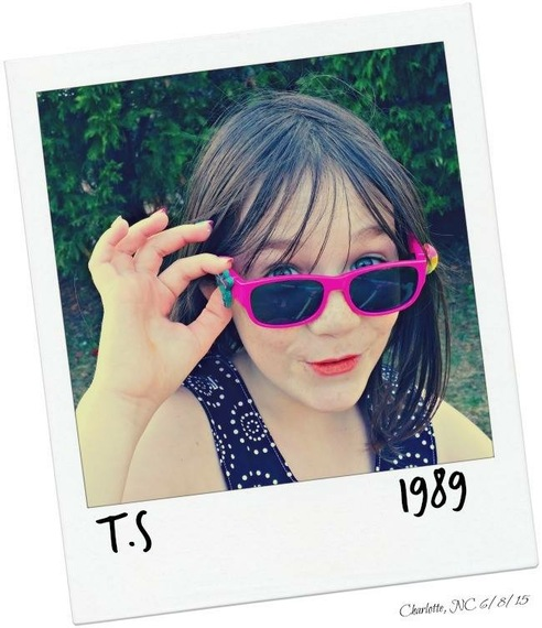 Taylor Swift taught my daughter to be fierce, tween, swifty, taylor swift