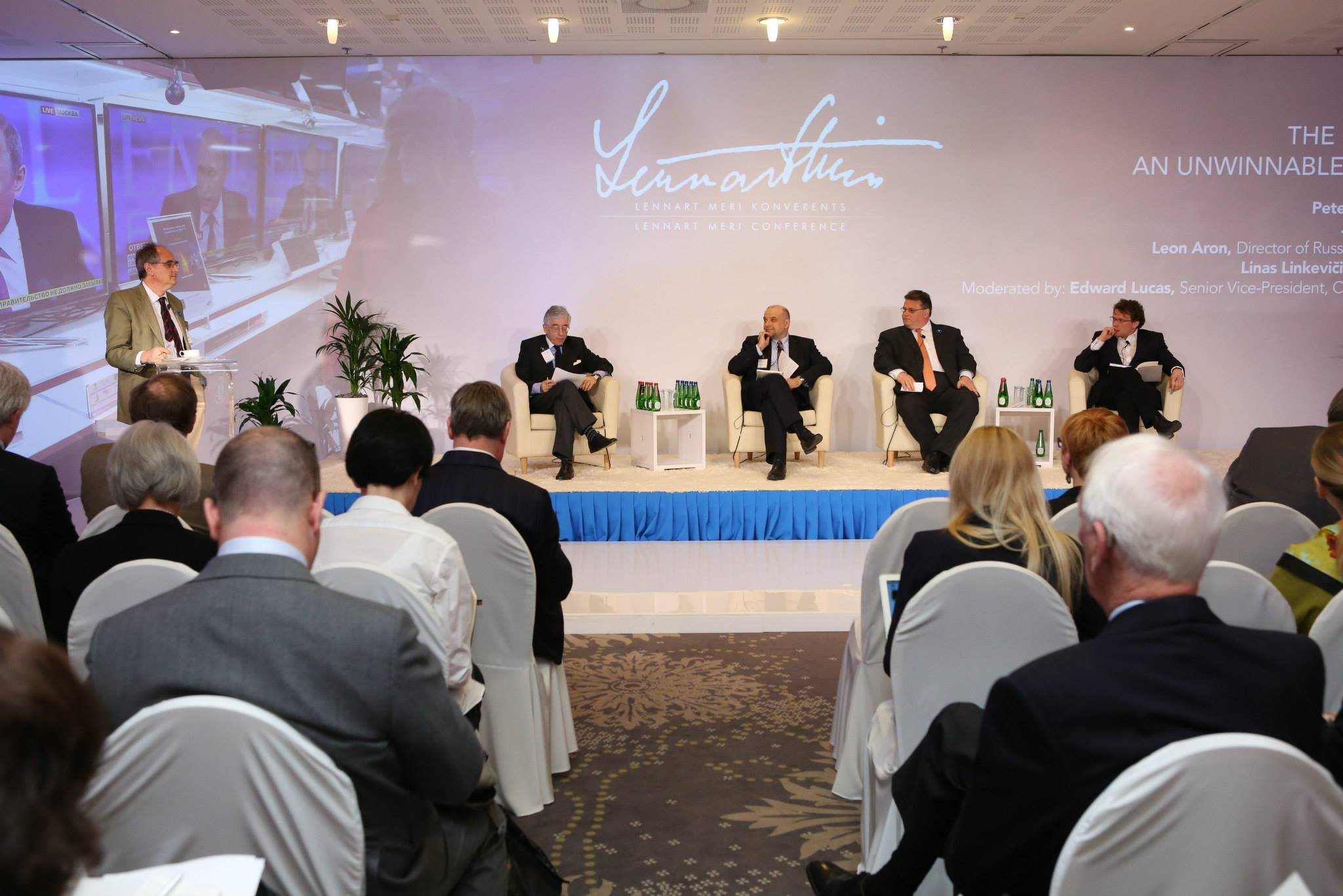 Lennart Meri Conference set to discuss future of Europe and NATO ahead of the Warsaw summit