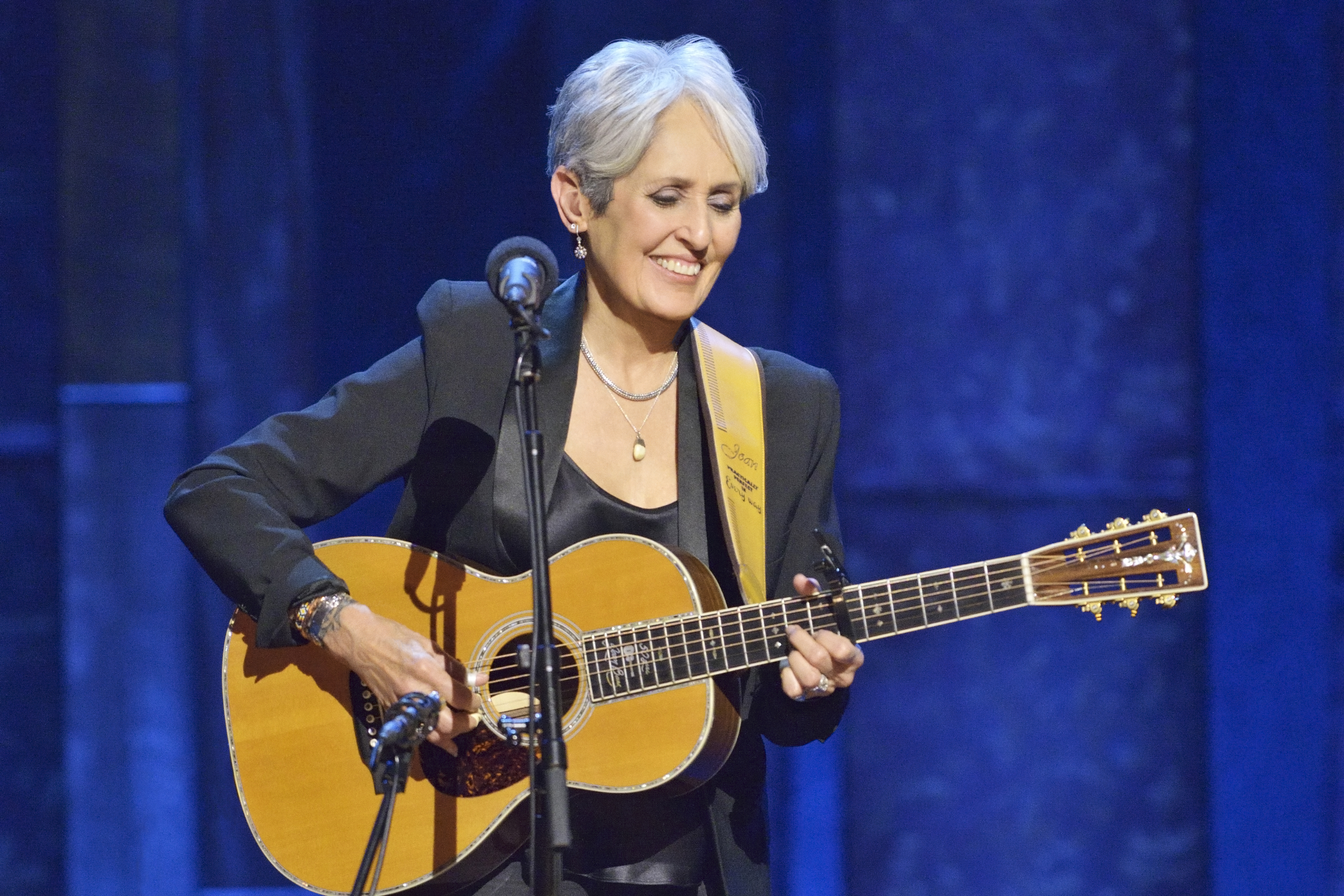 Joan Baez Celebrates 75th Birthday With A Batch Of Old