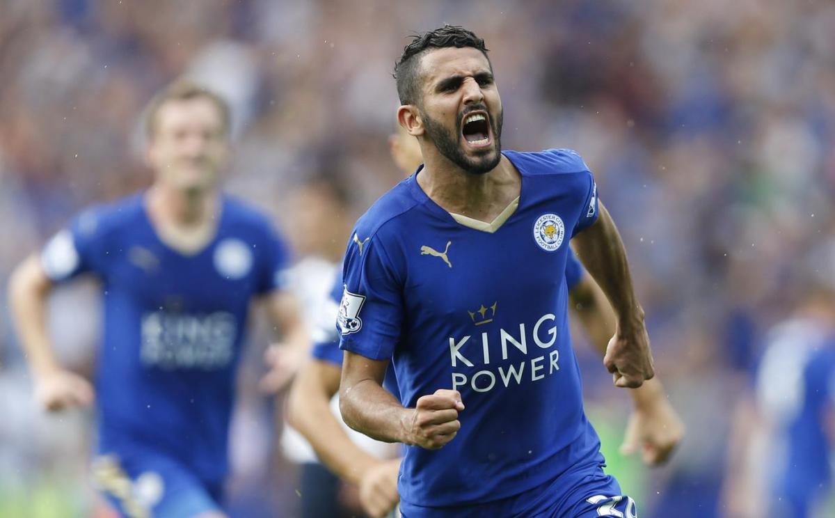 Image result for riyad mahrez
