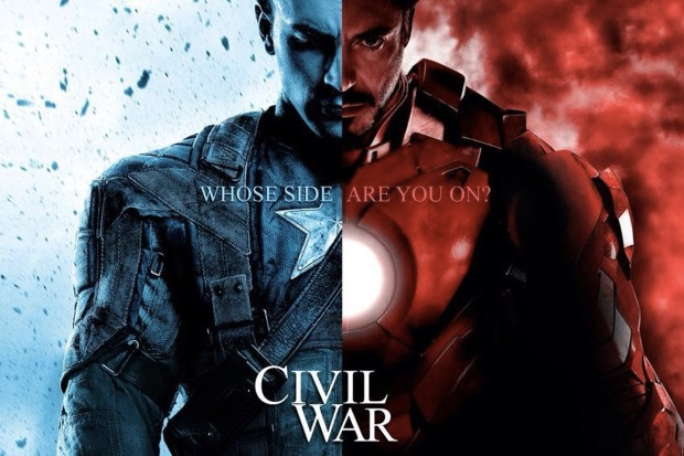 Image result for captain america civil wars
