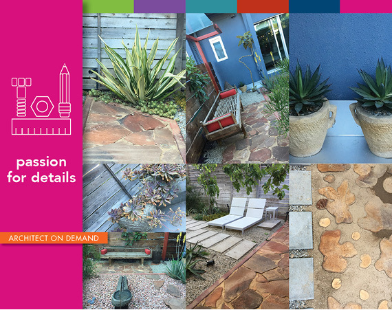 Images Garden Hardscape: Working With Color and Texture 1 architect on demand