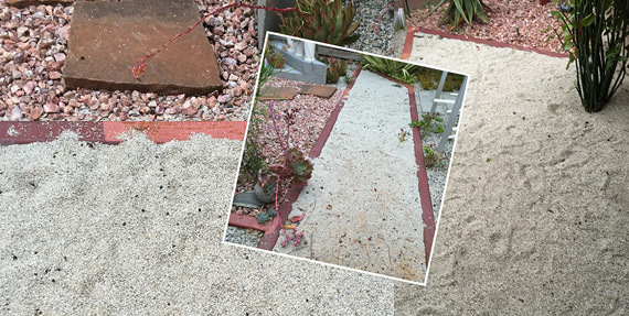 Images Garden Hardscape: Working With Color and Texture 2 online architect