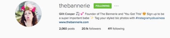 how to write instagram bio